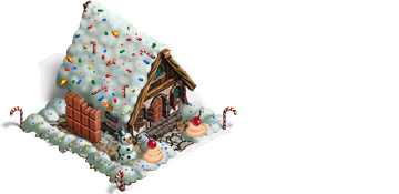 Gingerbread House Level 3